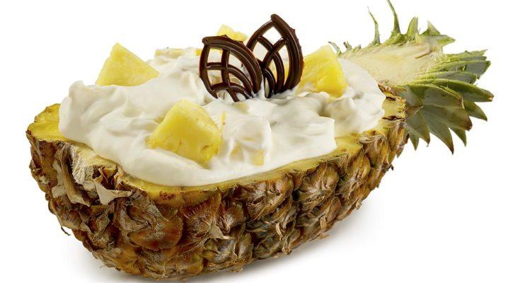 бананый десерт