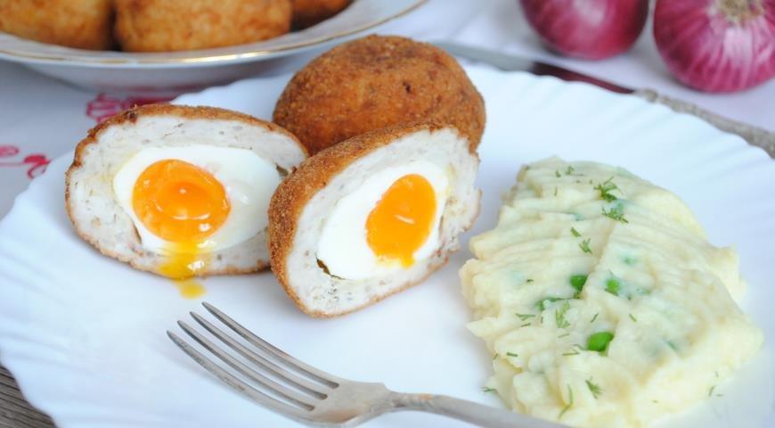 Яйца по-шотландски