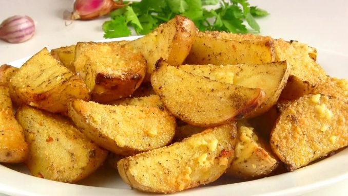 Картофель по-брабантски
