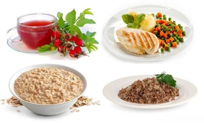 питание при заболевании печени