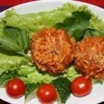 Ежики — рецепт из фарша и риса