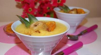 ананасовое пюре