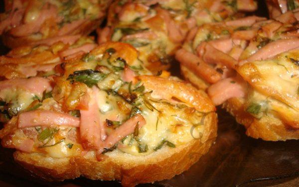 бутерброды - объедение