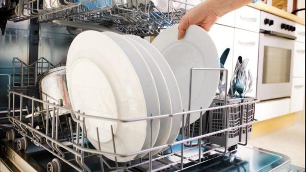 Моющие средства из посудомоечных машинах