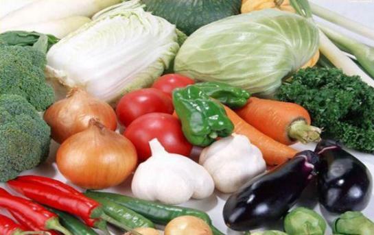 Сушим овощи