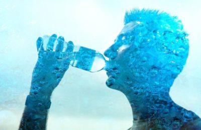 Употребление достаточного количества жидкости зимой