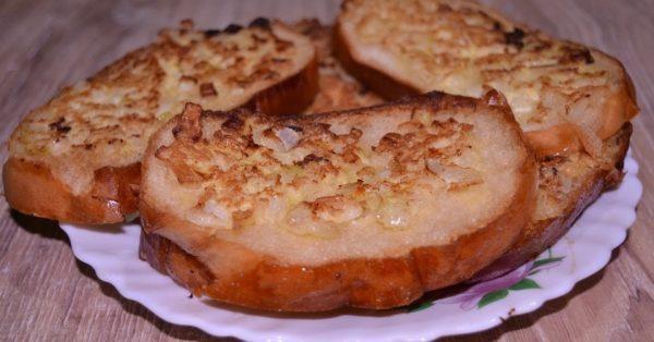Пирожки наизнанку - бутерброды