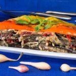Торт баклажановый — объедение