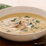 Диетический куриный суп-пюре
