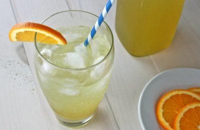 Как приготовить апельсиновый напиток