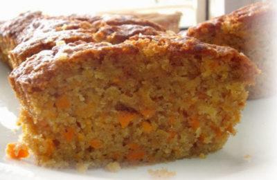 Приготовление морковного пирога