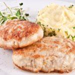 Рыбные котлеты — рецепт с сырым картофелем