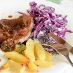 Кисло-сладкий соус с черносливом к мясу