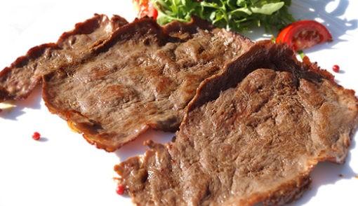 отбивные из говядины