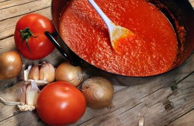 паста для спагетти